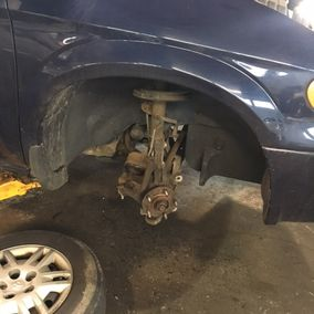 Wheel removal